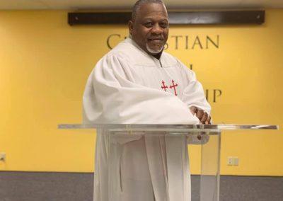 Pastor Wilson